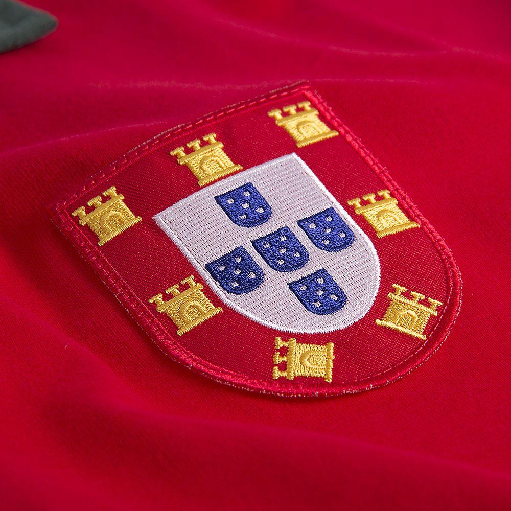 Portugal 1972 Retro Football Shirt | 3 | COPA