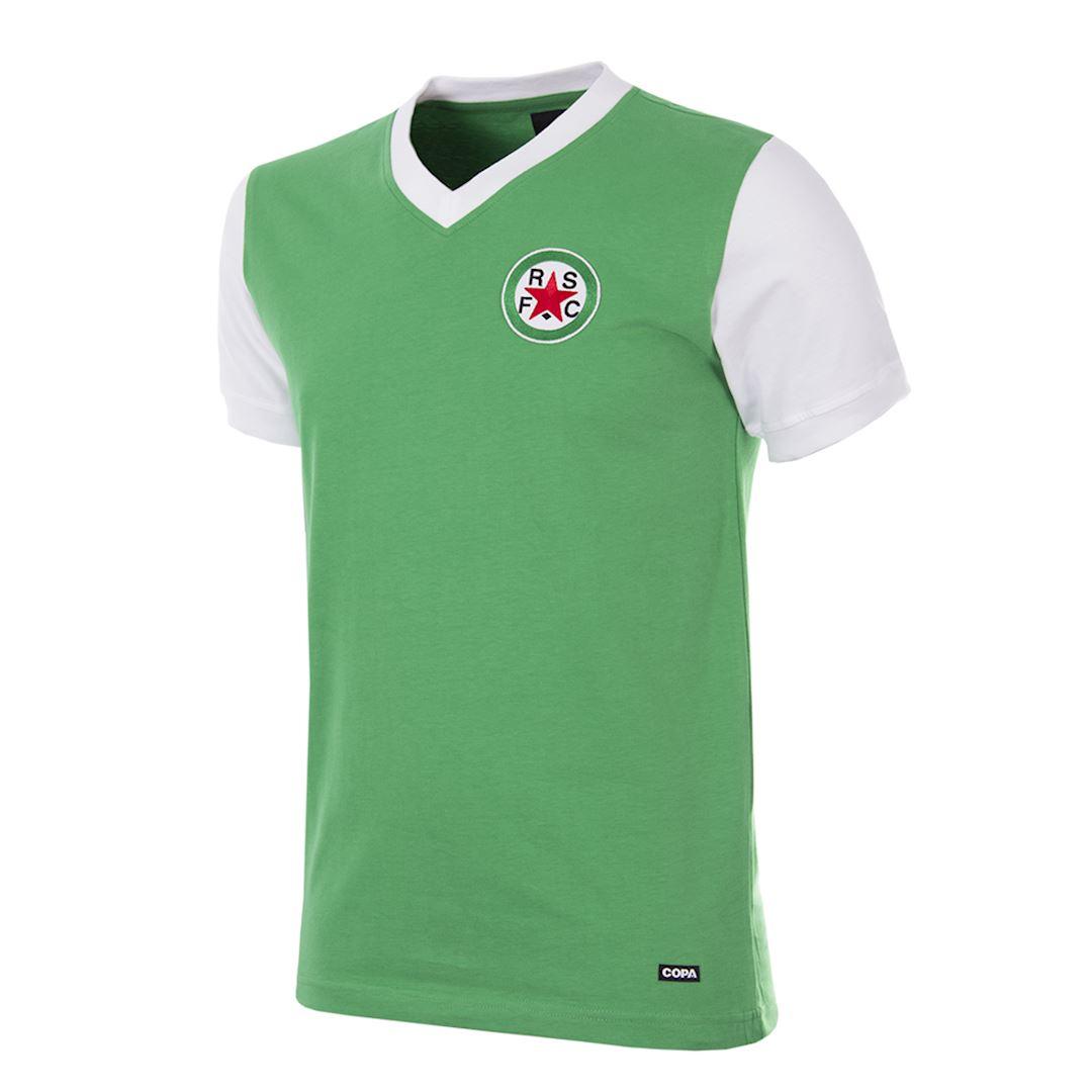 Red Star F.C. 1970's Retro Football Shirt | 1 | COPA