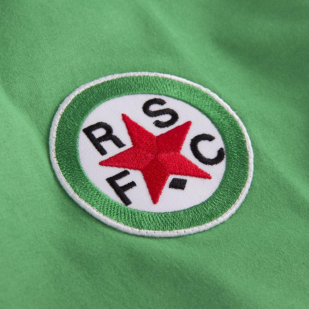 Red Star F.C. 1970's Retro Football Shirt | 3 | COPA