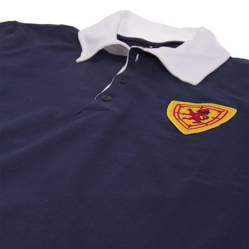 Scotland 1950's Retro Football Shirt | 5 | COPA
