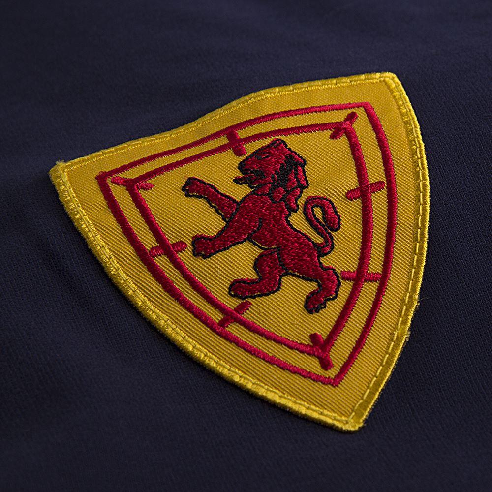Scotland 1950's Retro Football Shirt | 3 | COPA