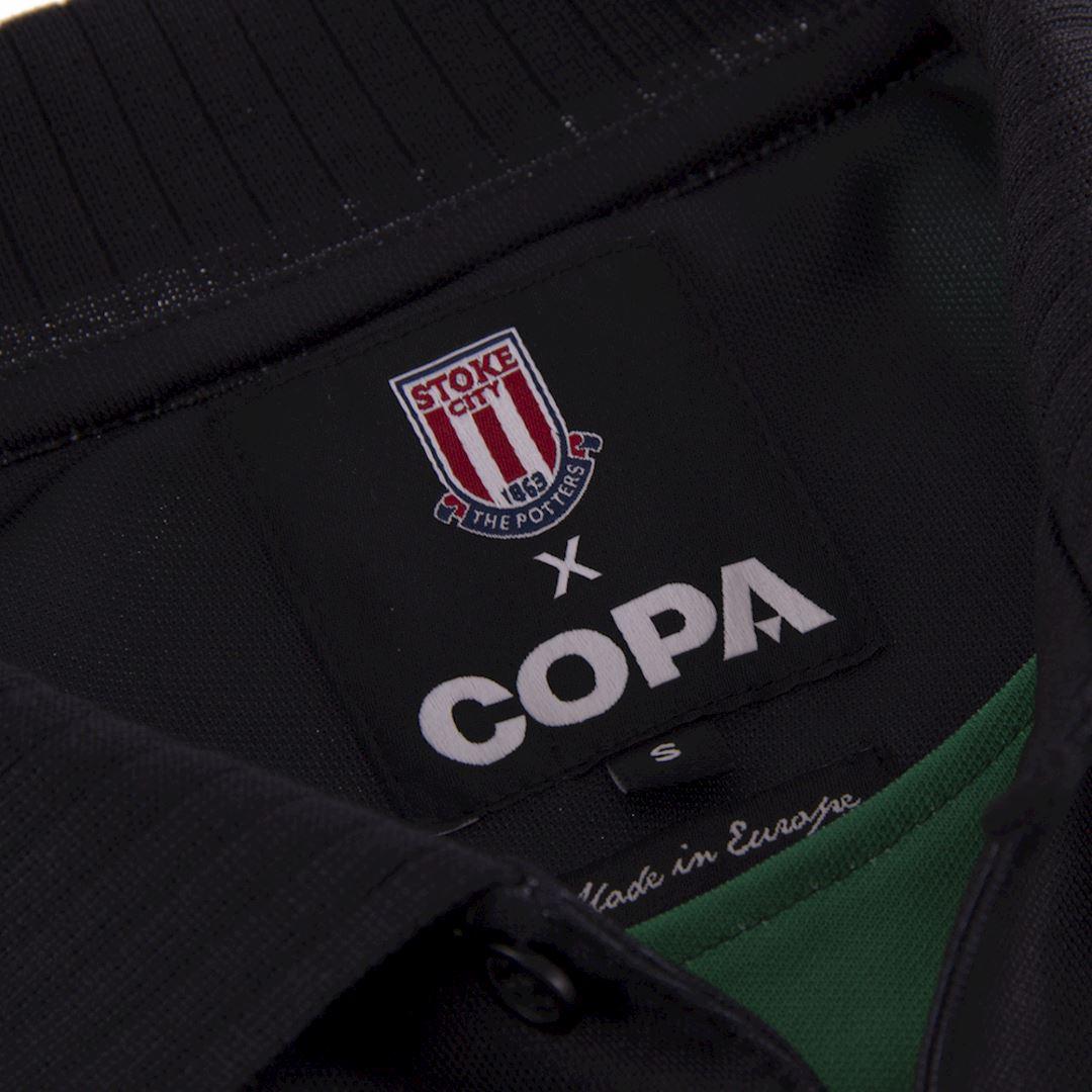 Stoke City FC 1994 - 95 Away Retro Football Shirt | 5 | COPA
