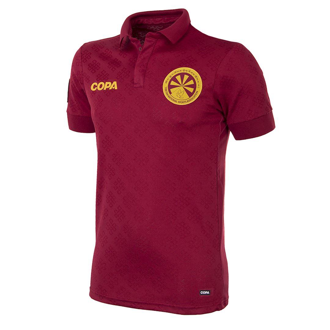 Tibet Away Football Shirt | 1 | COPA