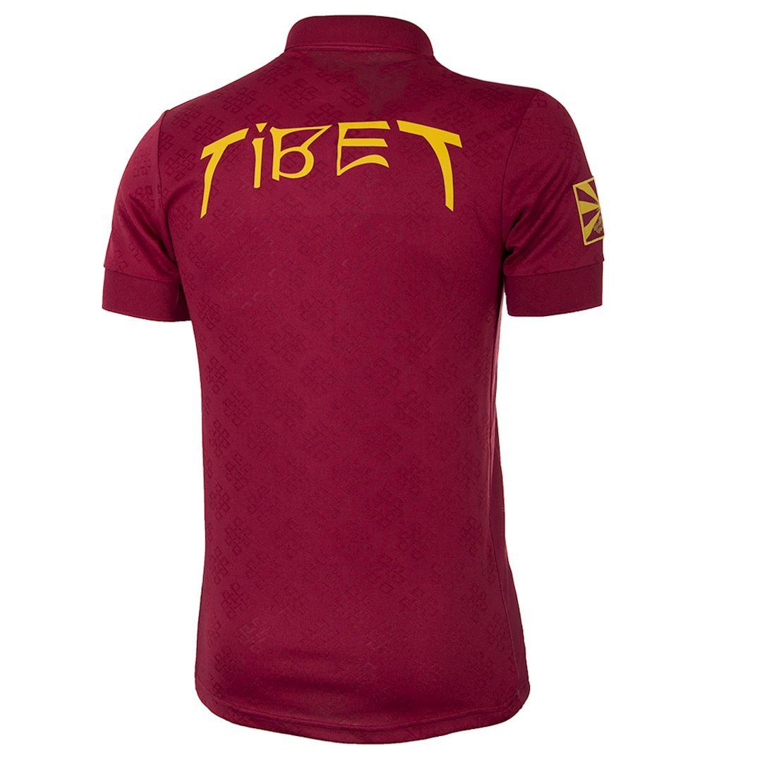 Tibet Away Football Shirt | 2 | COPA