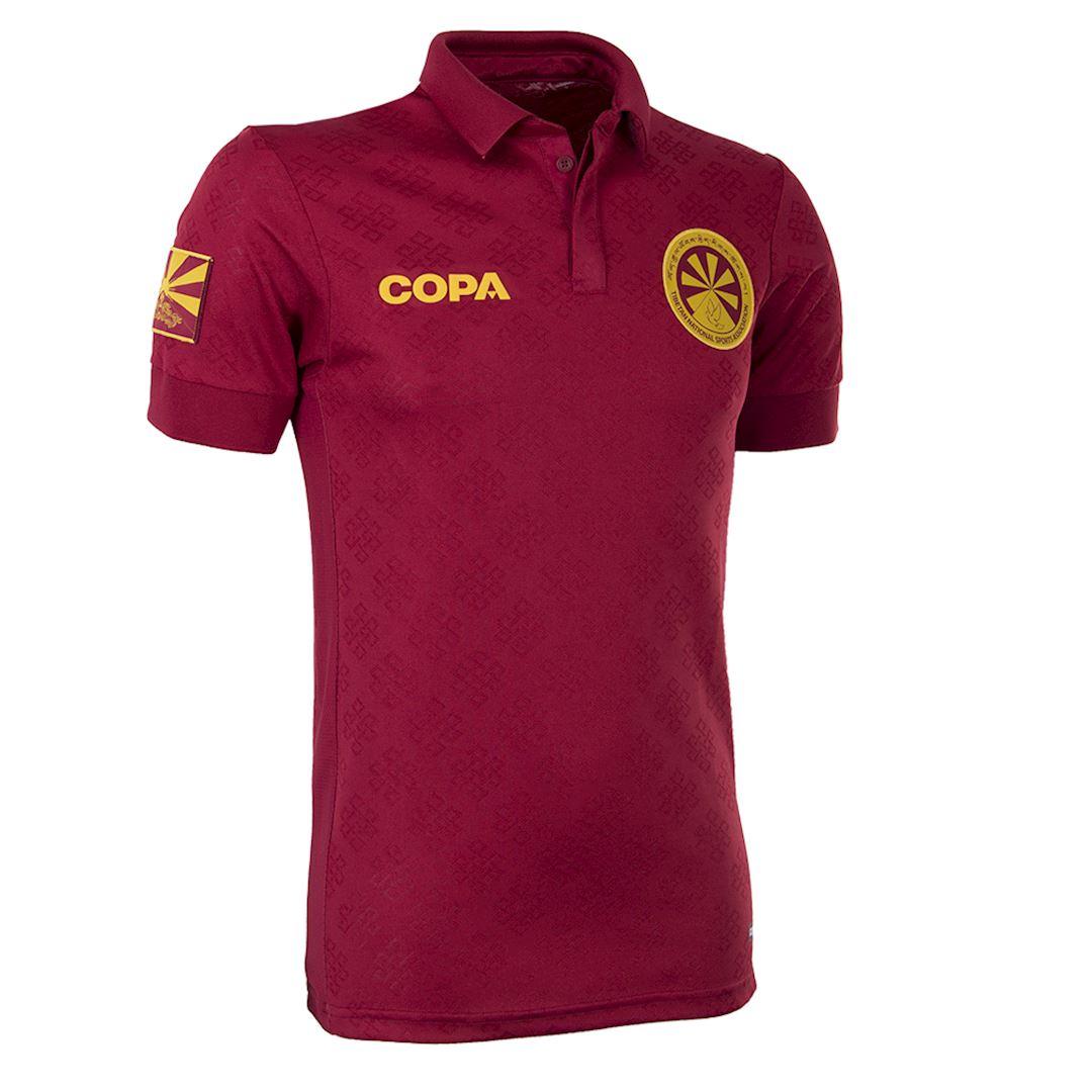 Tibet Away Football Shirt | 3 | COPA