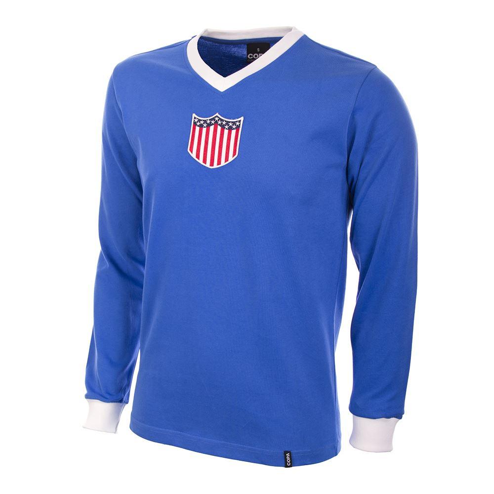 USA 1934 Retro Voetbal Shirt | 1 | COPA