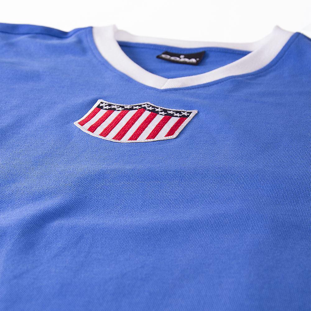 USA 1934 Retro Voetbal Shirt | 5 | COPA