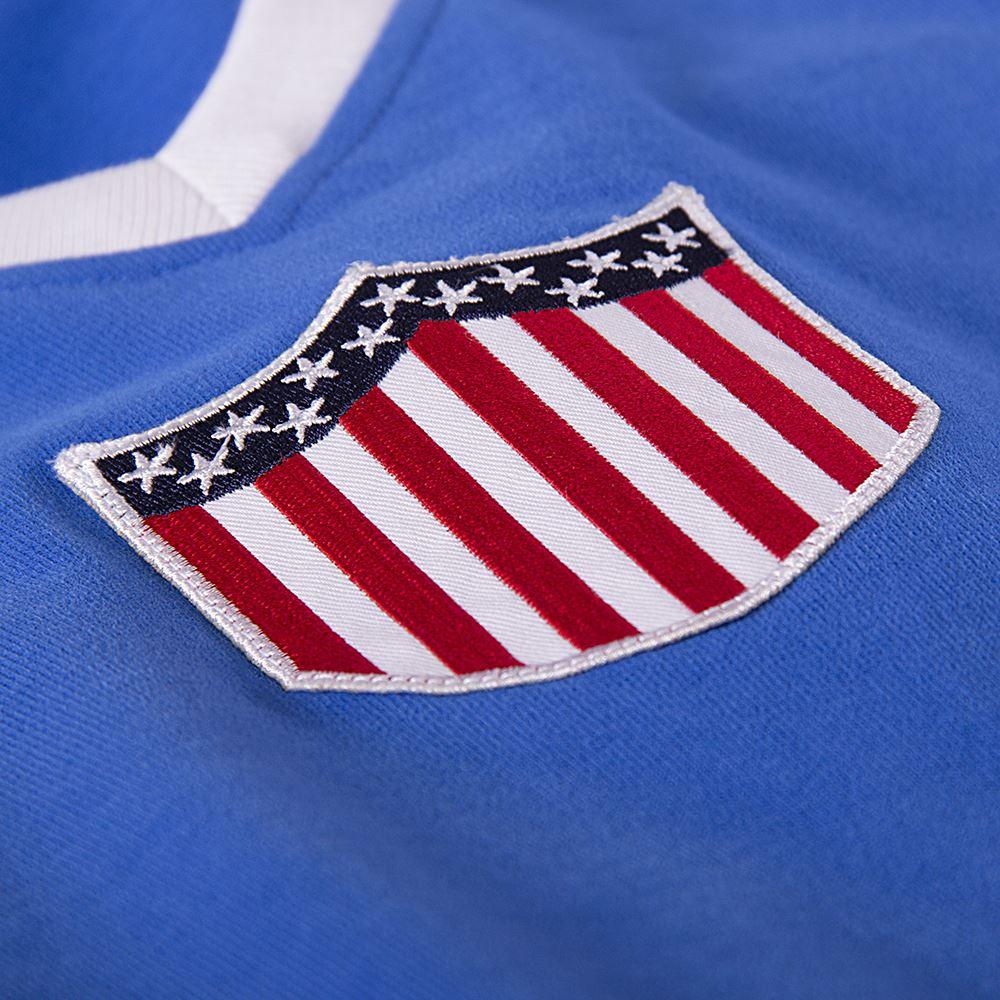 USA 1934 Retro Voetbal Shirt | 3 | COPA