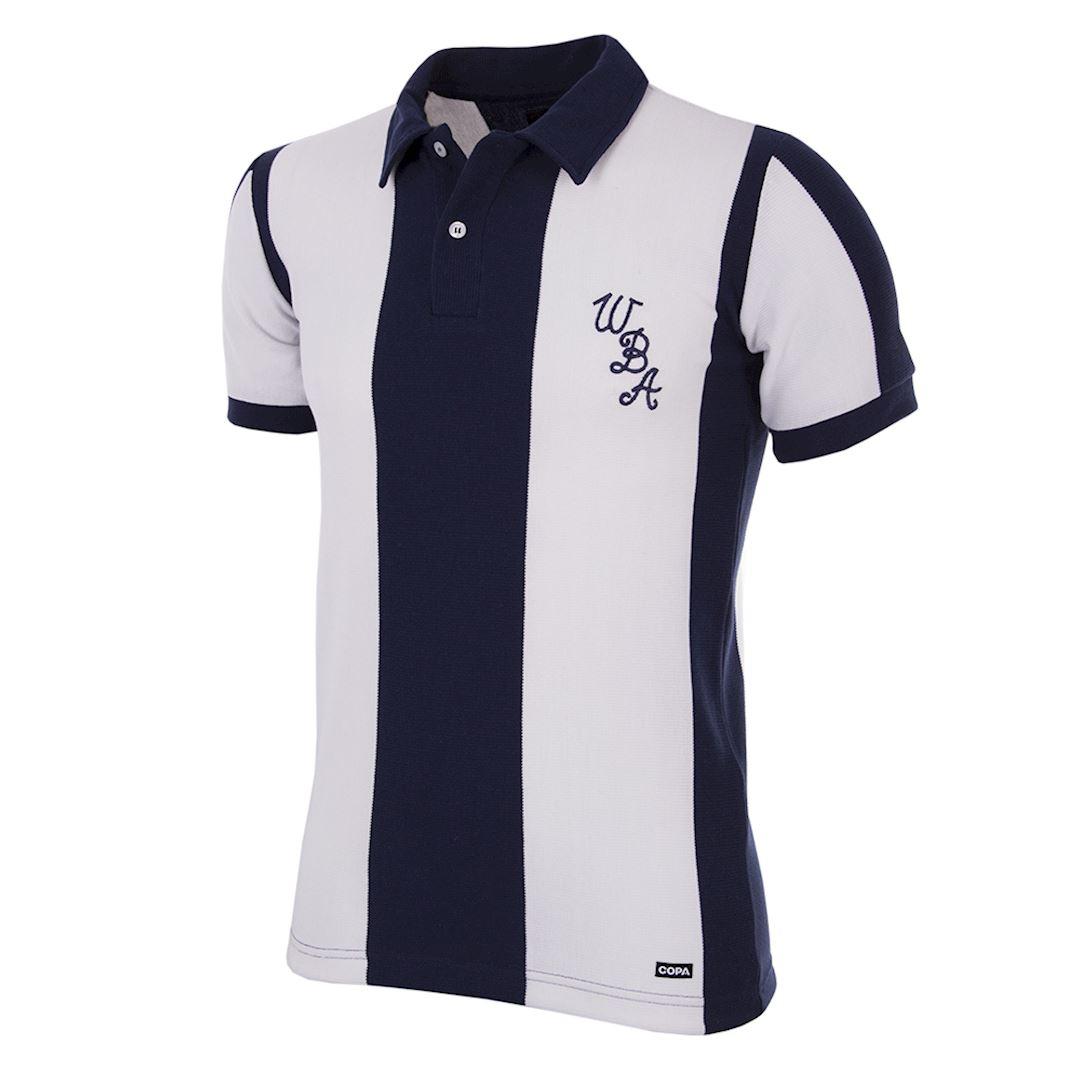 295084c370 Shop West Bromwich Albion 1978 - 79 Retro Football Shirt | 141 | Buy ...