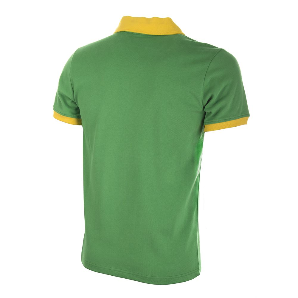 Zaire World Cup 1974 Retro Voetbal Shirt   4   COPA