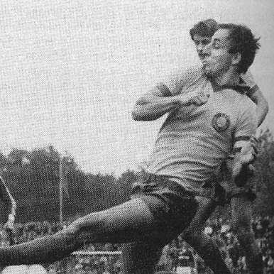 731 | 1. FC Lok Leipzig 1980's Retro Football Shirt | 2 | COPA