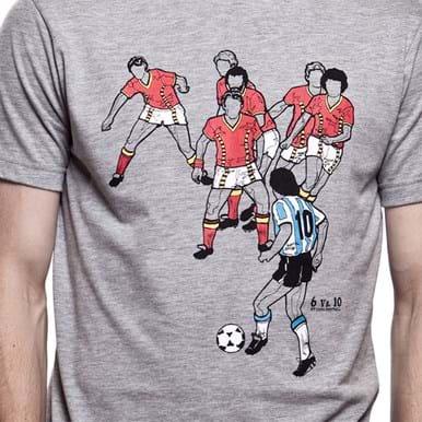 6392 | 6 vs. 10 T-Shirt | 2 | COPA