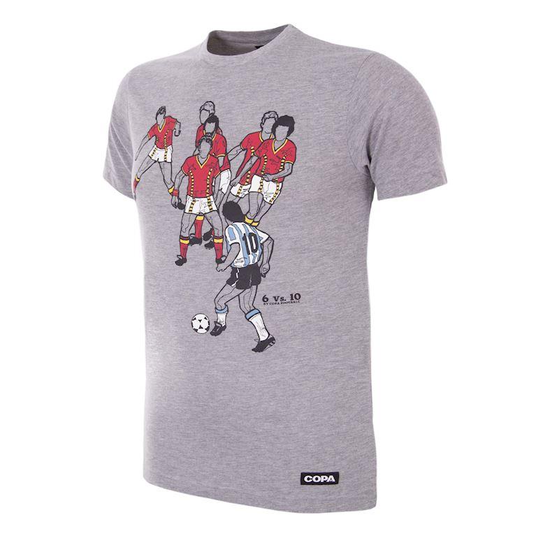 6392 | 6 vs. 10 T-Shirt | 1 | COPA