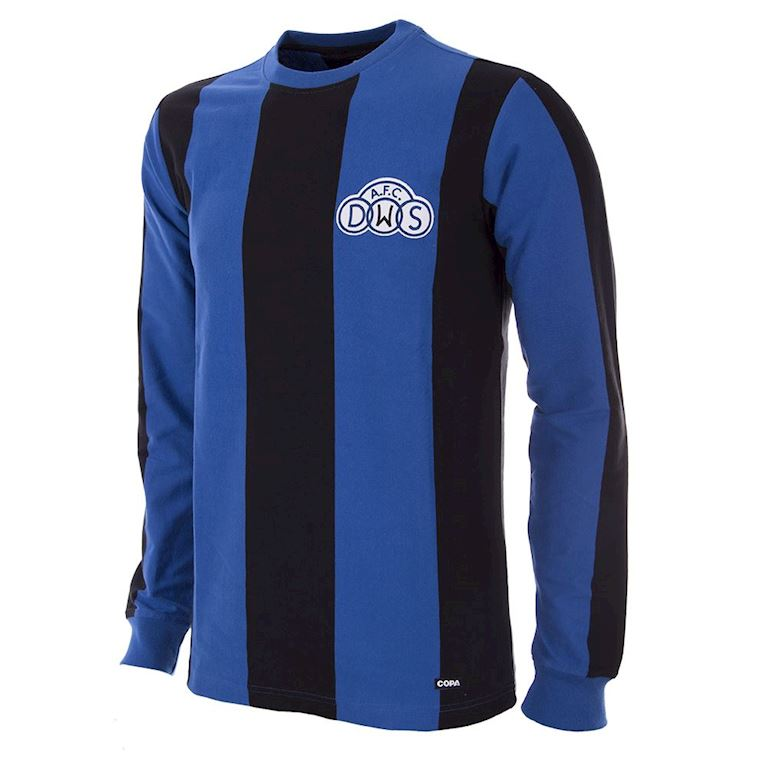 743 | A.F.C. DWS 1970 - 71 Long Sleeve Retro Football Shirt | 1 | COPA