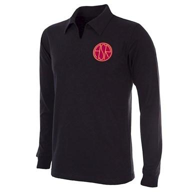 133 | AS Roma 1934 - 35 Retro Voetbal Shirt | 1 | COPA