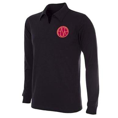 133 | AS Roma 1934 - 35 Retro Football Shirt | 1 | COPA