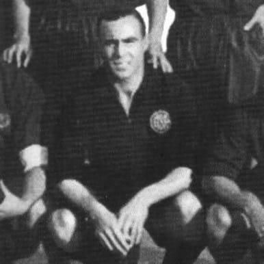 133 | AS Roma 1934 - 35 Retro Voetbal Shirt | 2 | COPA