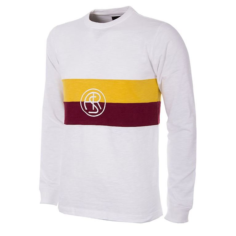 732 | AS Roma 1944 - 45 Retro Football Shirt | 1 | COPA