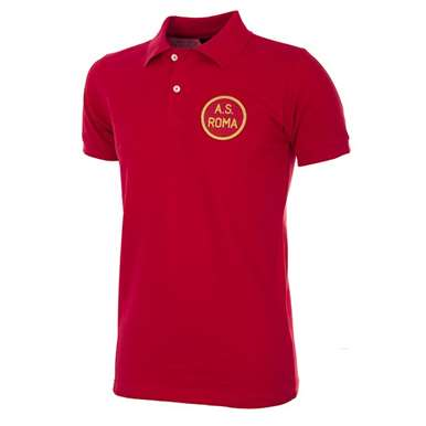 134 | AS Roma 1961 - 62 Retro Football Shirt | 1 | COPA