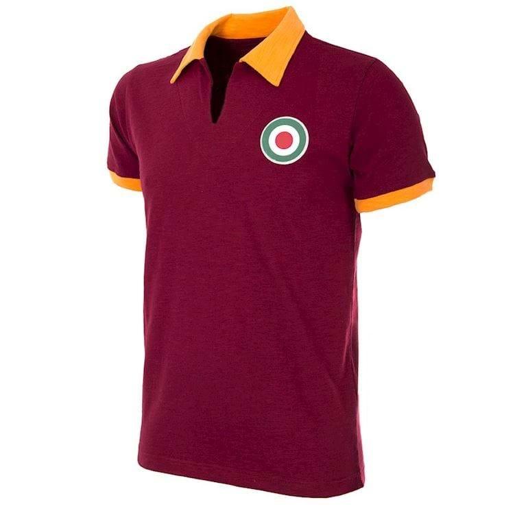 730 | AS Roma 1964 - 65 Retro Football Shirt | 1 | COPA