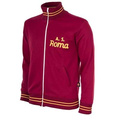 880 | AS Roma 1974 - 75 Retro Football Jacket | 1 | COPA