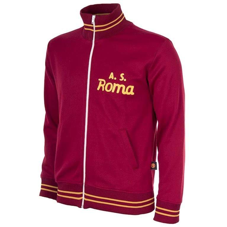 880   AS Roma 1974 - 75 Retro Football Jacket   1   COPA