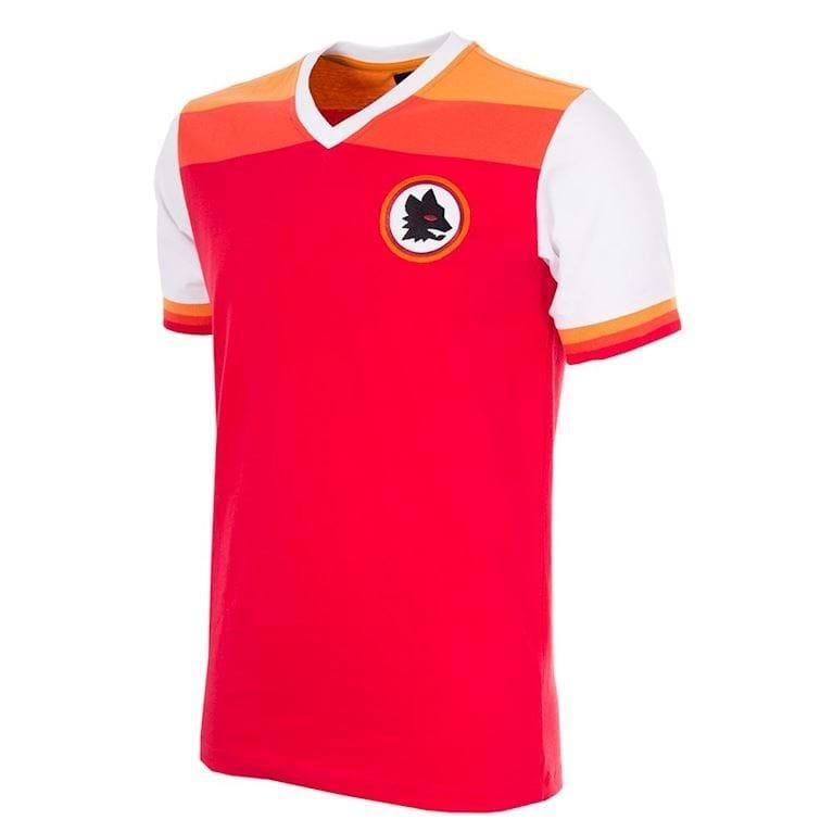 708 | AS Roma 1978-79 Retro Football Shirt | 1 | COPA