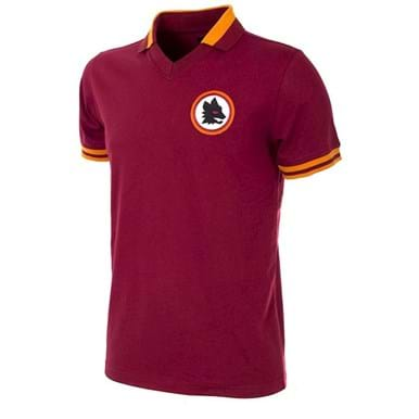 733 | AS Roma 1978 - 79 Retro Football Shirt | 1 | COPA