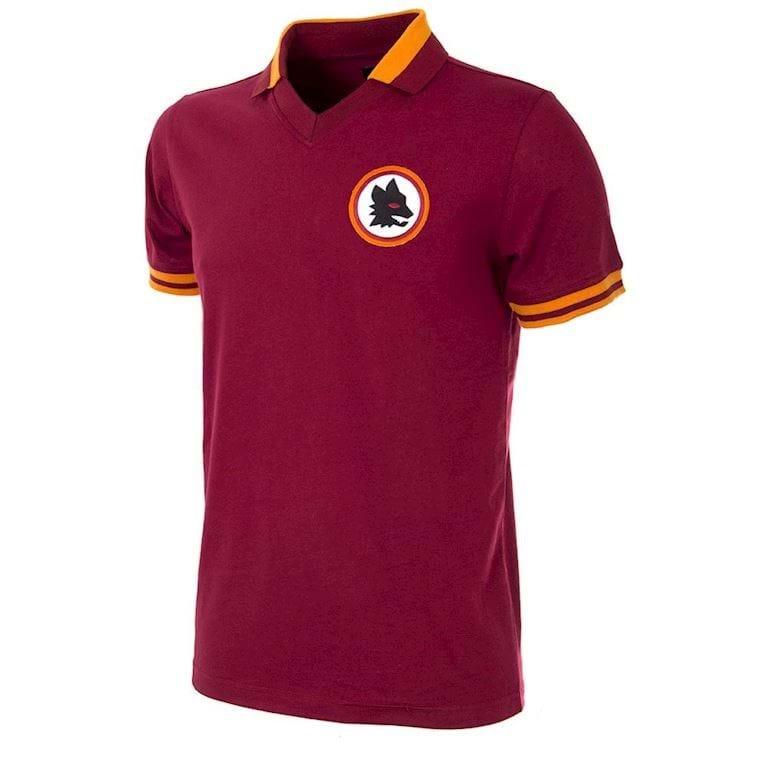 733 | AS Roma 1978 - 79 Retro Football Shirt | 1 | COPA