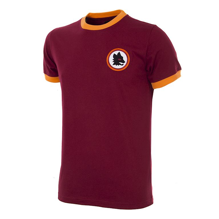 135 | AS Roma 1978 - 79 Retro Voetbal Shirt | 1 | COPA
