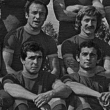 135 | AS Roma 1978 - 79 Retro Football Shirt | 2 | COPA