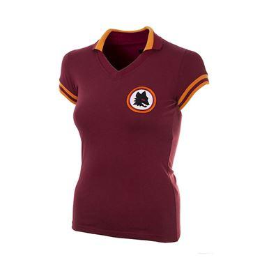 5301 | AS Roma 1978 - 79 Womens Retro Football Shirt | 1 | COPA