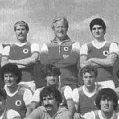 897 | AS Roma 1979 - 80 Retro Football Jacket | 2 | COPA
