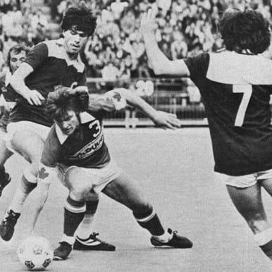707 | AS Roma 1980 Retro Football Shirt | 2 | COPA