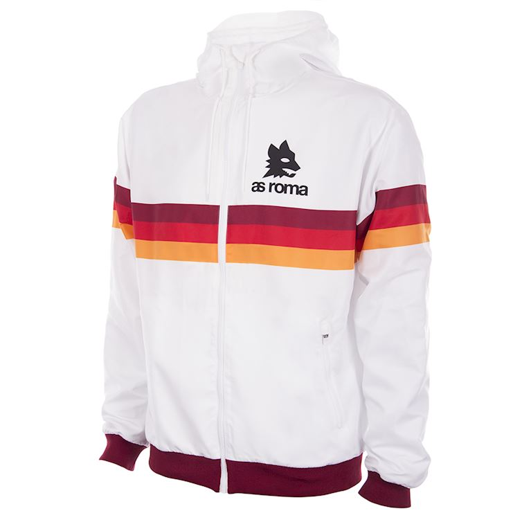 940 | AS Roma 1980's Retro Football Windrunner | 1 | COPA
