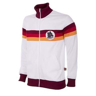 886 | AS Roma 1981 - 82 Retro Football Jacket | 1 | COPA
