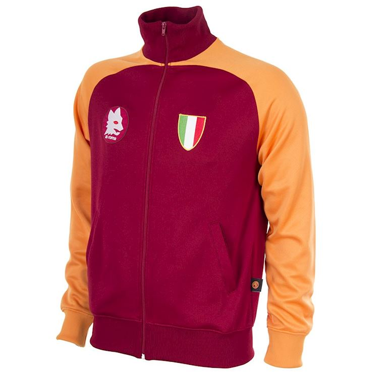 881 | AS Roma 1983 Scudetto Retro Football Jacket | 1 | COPA