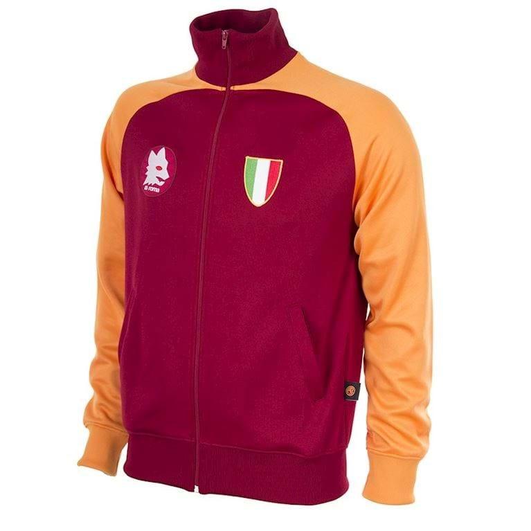 881 | AS Roma 1983 Scudetto Retro Football Jacket | 1 | COPA