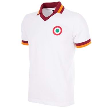 706 | AS Roma Away 1980-81 Retro Football Shirt | 1 | COPA