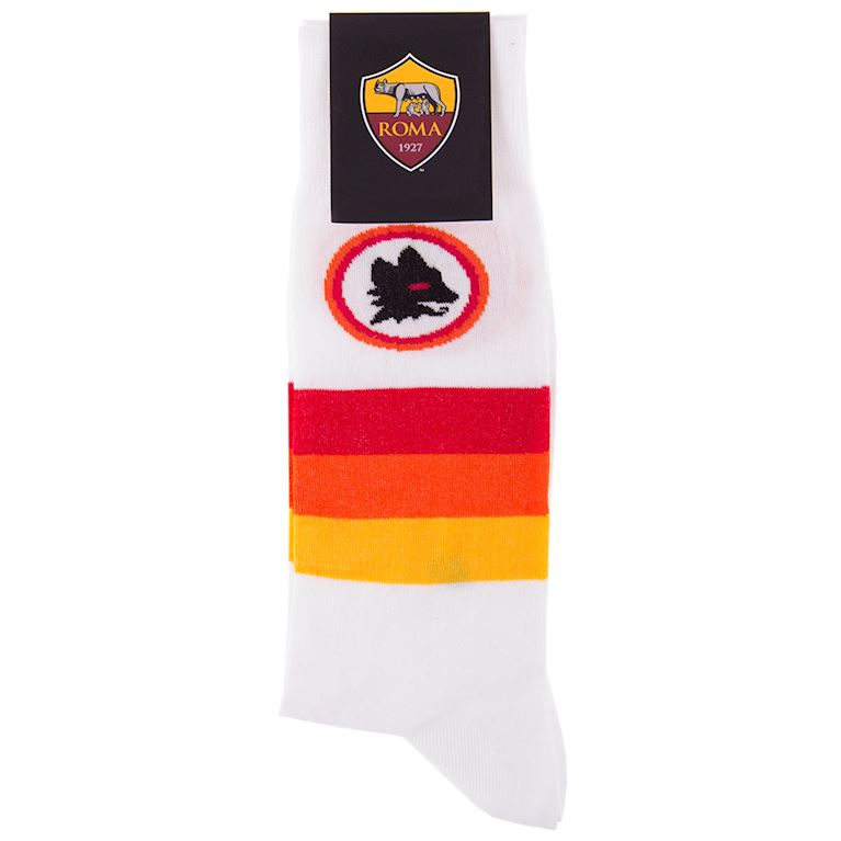 5130 | AS Roma Away Retro Sokken | 2 | COPA