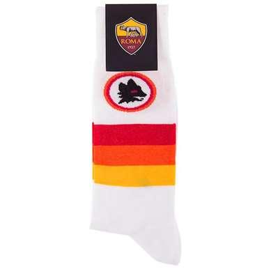 5130 | AS Roma Away Retro Sock | 2 | COPA