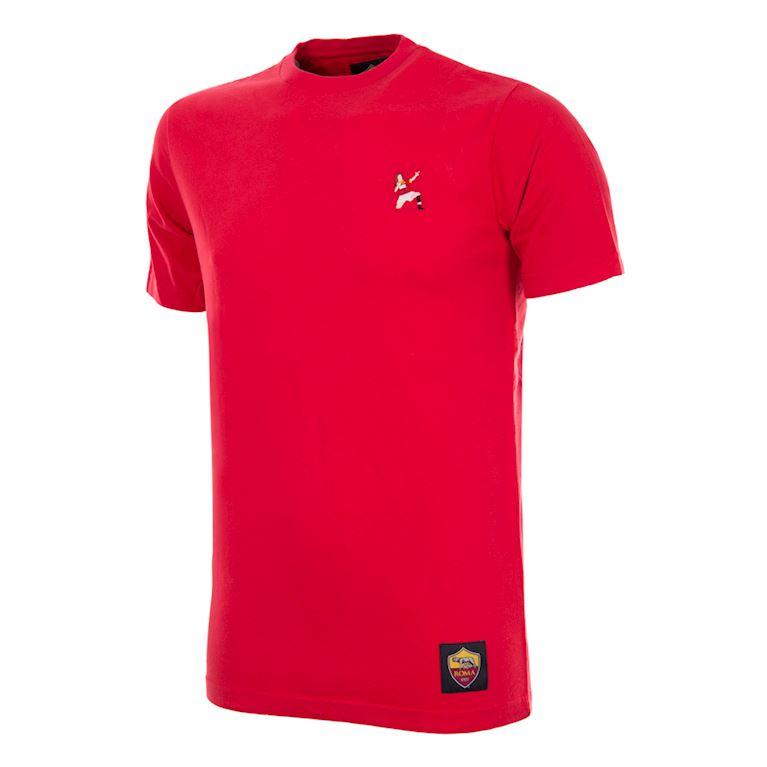 6940 | AS Roma Pixel T-Shirt | 1 | COPA