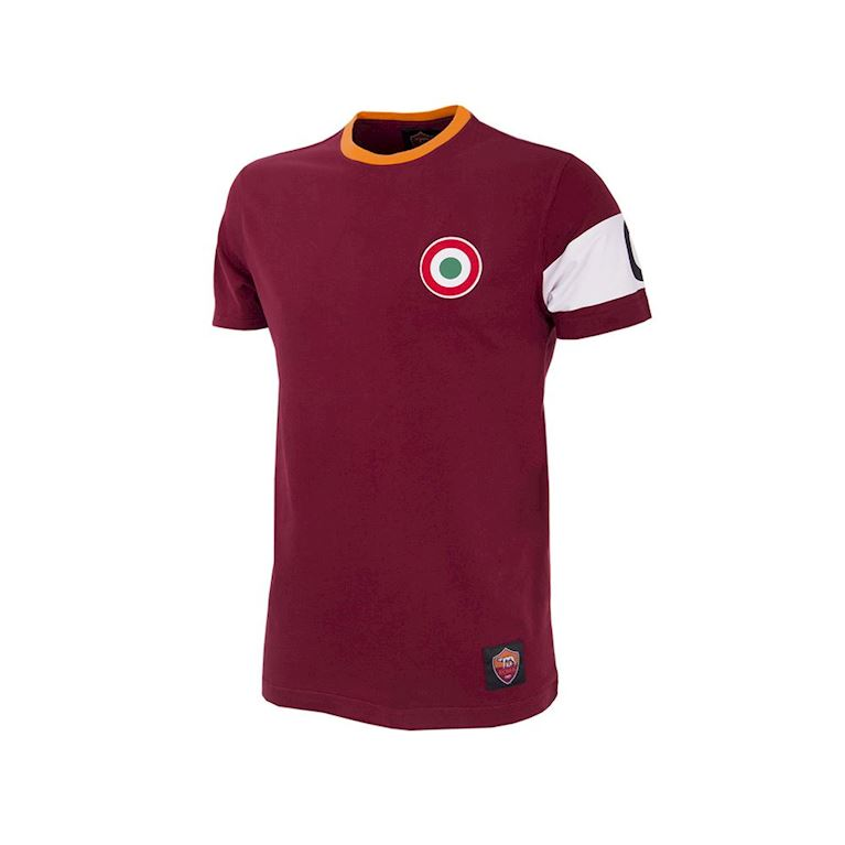 6854 | AS Roma Captain Kids T-Shirt | 1 | COPA