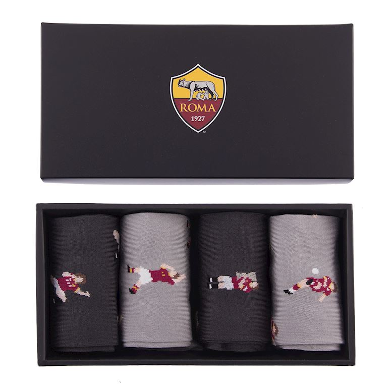 5153 | AS Roma Casual Sokken Box Set | 1 | COPA