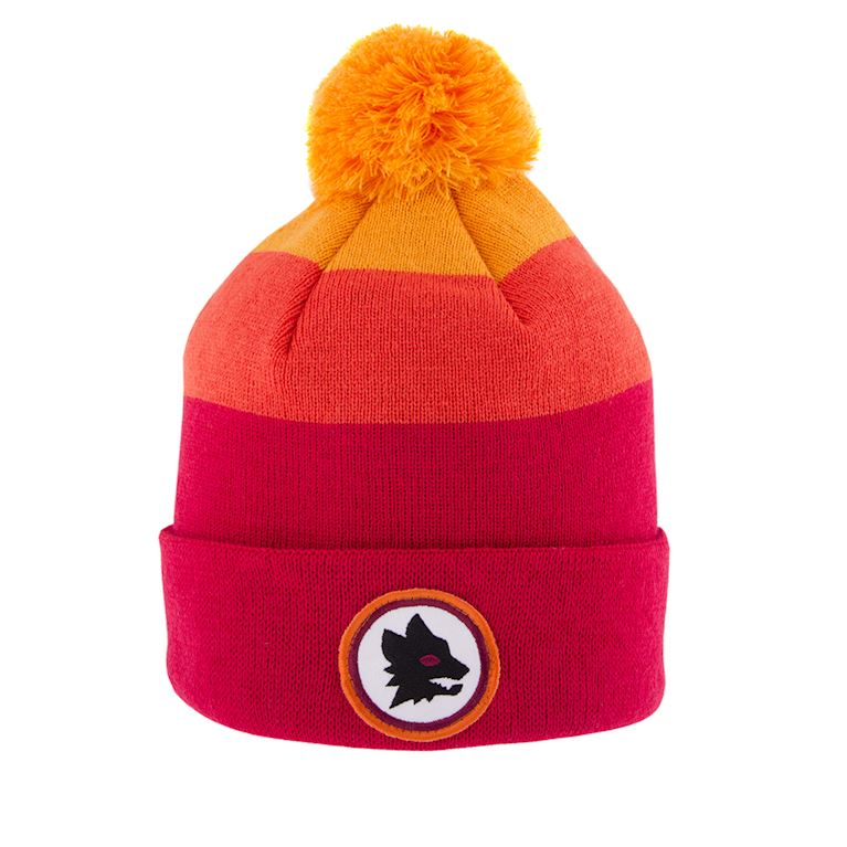 5020 | AS Roma Retro Beanie | 1 | COPA