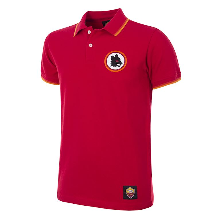 6784 | AS Roma Retro Polo | 1 | COPA