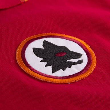 6784 | AS Roma Retro Polo | 2 | COPA