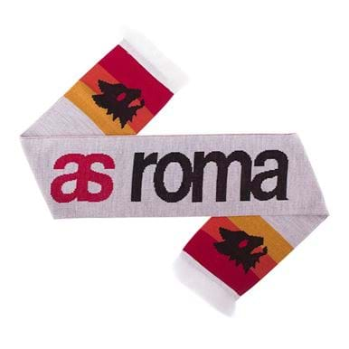 5043 | AS Roma Retro Scarf | 1 | COPA