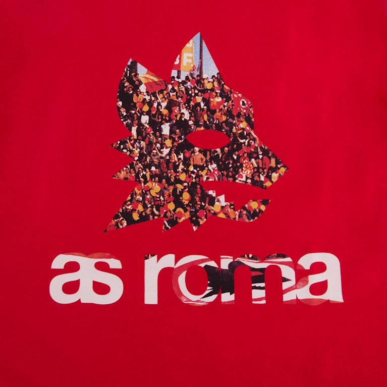 6939 | AS Roma Supporter T-Shirt | 2 | COPA
