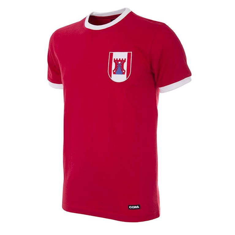 728 | AZ ´67 Retro Football Shirt | 1 | COPA